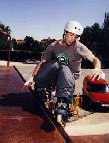 CASPE ROLLER CONTEST 2001