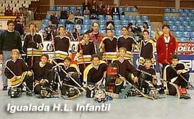 CRÓNICA DE LA FINAL FOUR INFANTIL-JUVENIL 2002