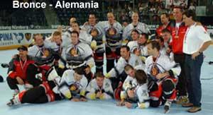 CAMPEONATO DEL MUNDO HOCKEY LÍNEA IIHF 2002