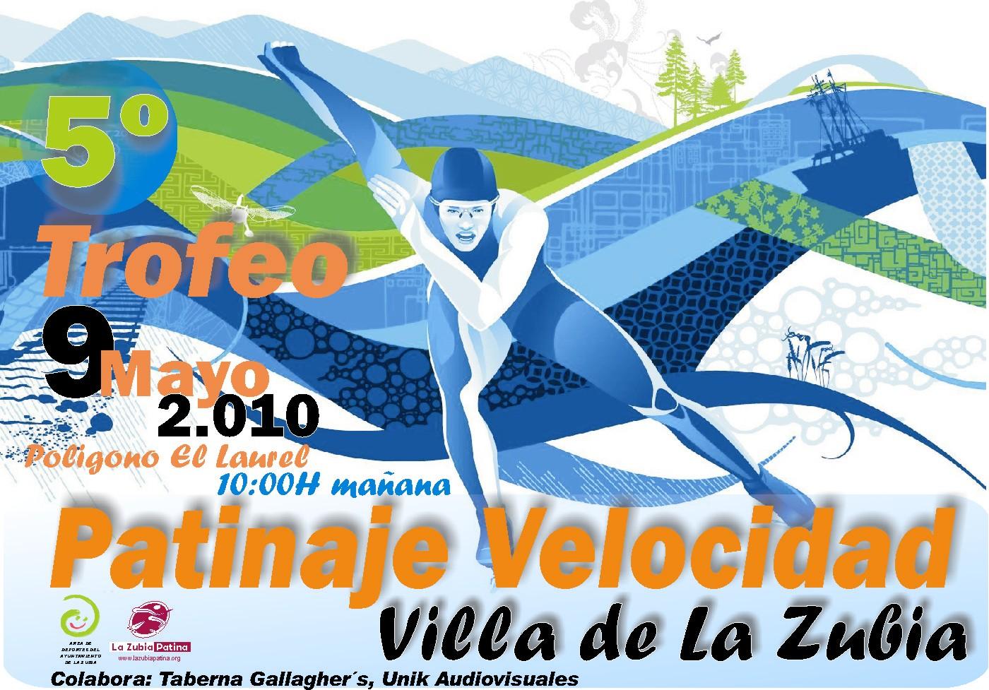 V Trofeo Villa de la Zubia