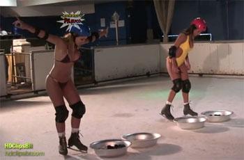 patinadoras brasileñas