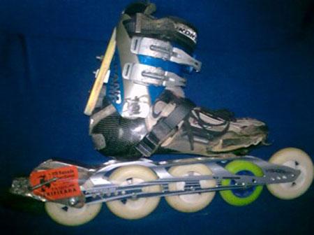 patines descenso