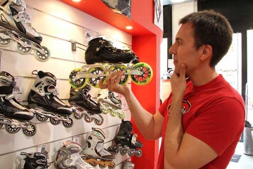 carles bial - tienda de patines inercia