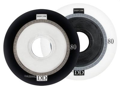 Powerslide intenta superarse a si misma con las nuevas ruedas Defcon Dual Density