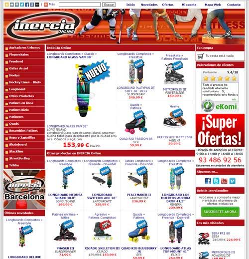 comprar patines online