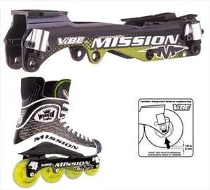 Nuevos Patines Mission 2001
