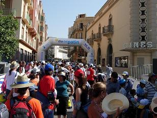 1er Día del Patín en Málaga