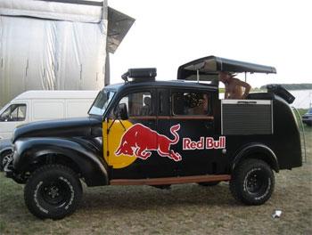 Red Bull Volvo Bugga