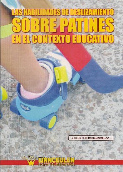 habilidades de deslizamiento sobre patines