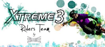 xtreme 3 wilkinson