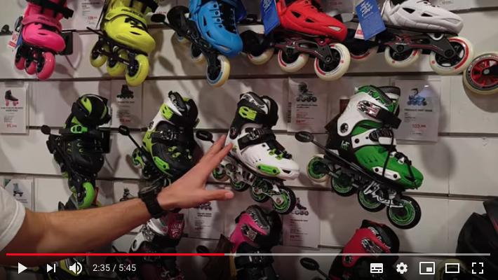 comprar patines en línea para niños y niñas